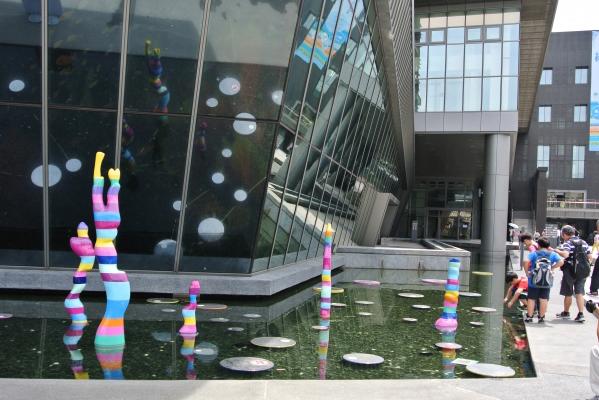 國立海洋科技博物館 公共藝術設置計畫 02