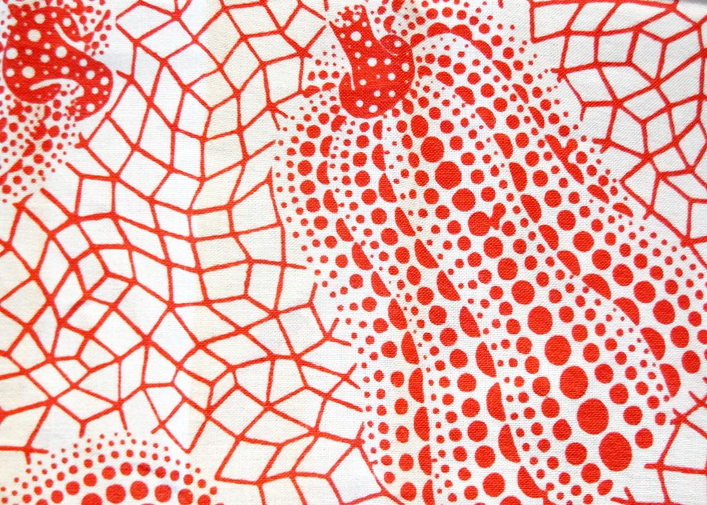 草间弥生yayoi kusama|日式包巾cloth图片