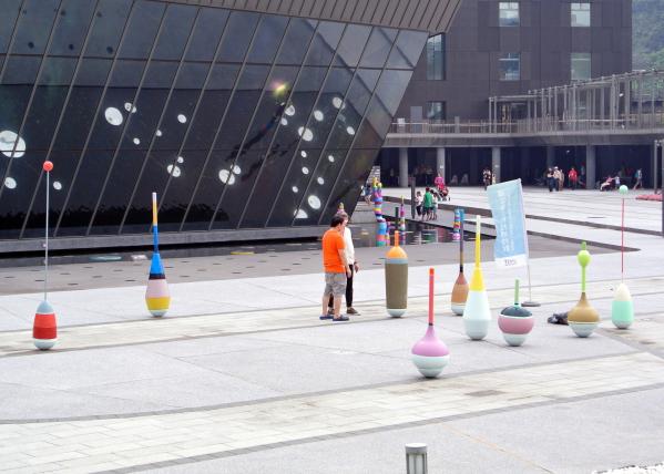 國立海洋科技博物館 公共藝術設置計畫 01