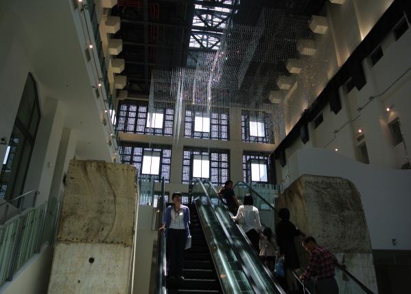 國立海洋科技博物館 公共藝術設置計畫 08