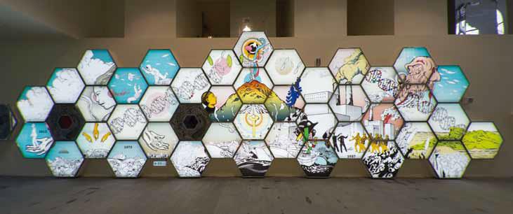 國立海洋科技博物館 公共藝術設置計畫 09
