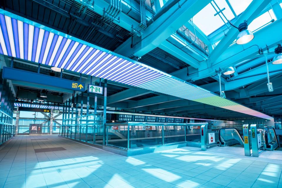 板橋站公共藝術-11